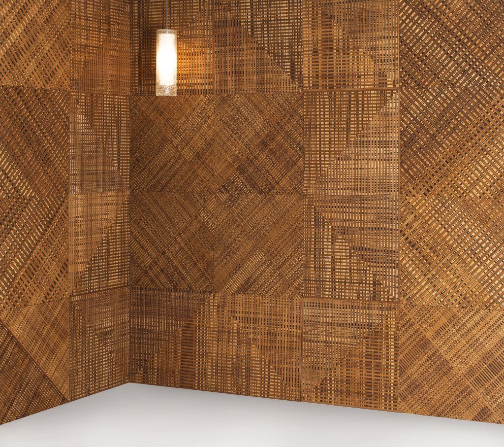 Fractal Wall Panels | Bamboo and Palm Wood in 2020 ...