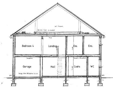 Image result for uk timber frame house construction for House plans timber frame construction