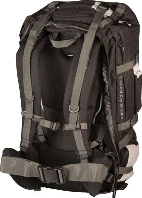ObusForme® Boulder 85-Litre Travel Backpacks  30af4df6dcbc4