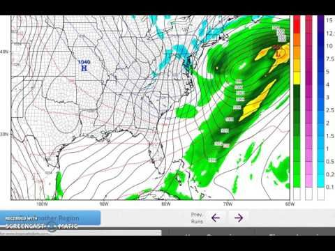 How To Make A Weather Map.Weather Forecast Model Gfs 6pm 12122015 More Cold And Snow Making