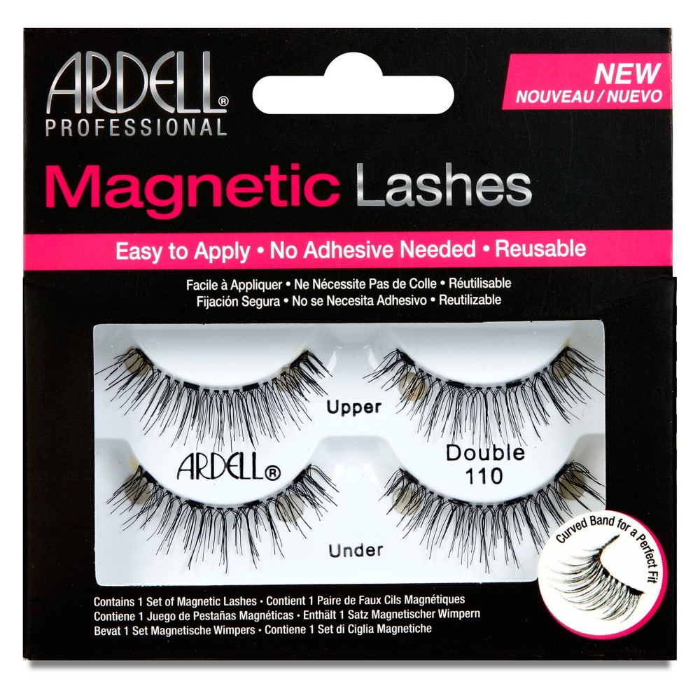 how to apply magnetic lashes kiss