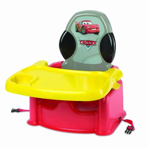 The First Years Disney Booster Seat, Pixar Cars Contoured