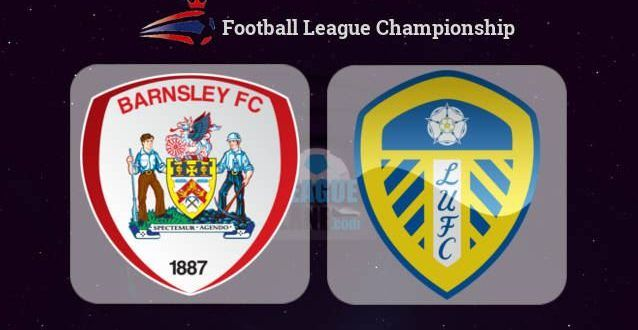 Leeds United Vs Barnsley Leeds United Barnsley English League