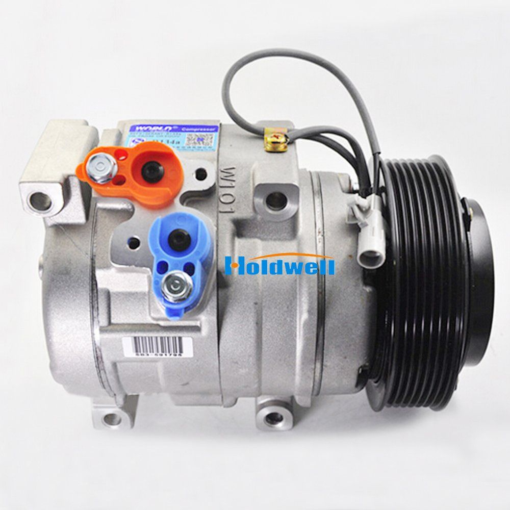 Holdwell Auto AC Compressor 4472204713 for Toyota Fortuner