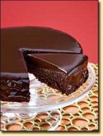 Chocoladen-Kuchen – Rezept mit Bild  – Backen