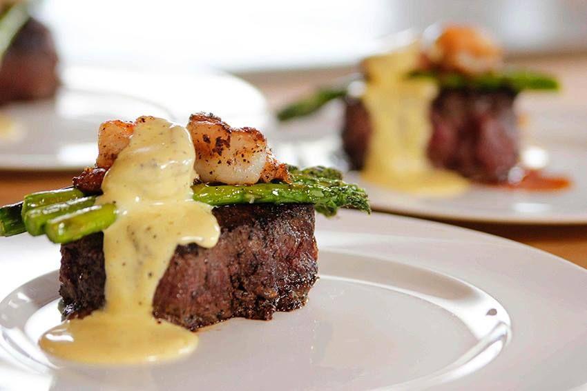 Steak Oscar | Recipe | Food network recipes, Food, Beef ...