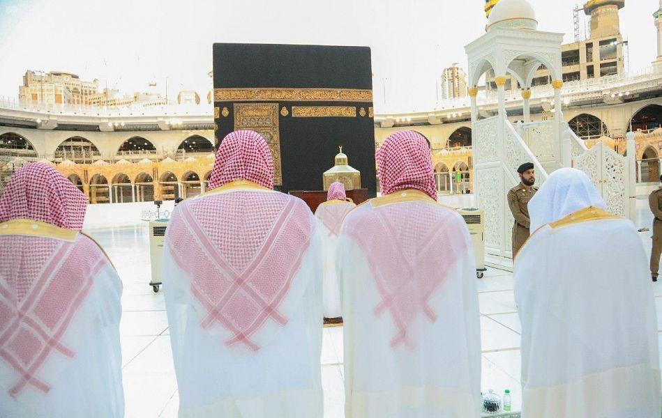 خطبتا الجمعة من المسجد الحرام والمسجد النبوي Allah
