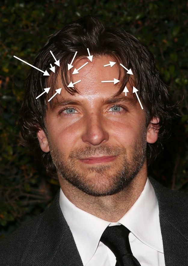 Bradley Cooper Should Never Have Been Voted The Best Hair In World