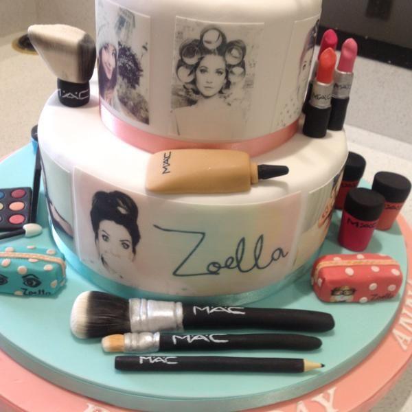 Zoella Birthday Cake - Google Search