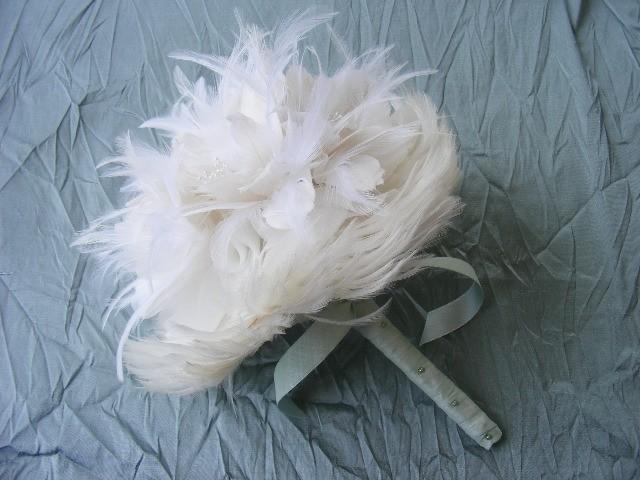Bouquet De Mariee Sans Fleurs