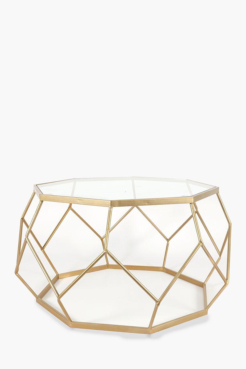 Metallic Geometric Wire Coffee Table Coffee Side Tables Shop Wire Coffee Table Coffee Table Wooden Coffee Table [ 1200 x 800 Pixel ]