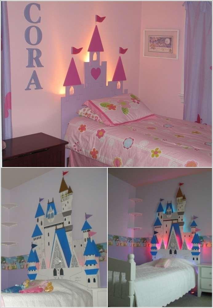 15 Lovely Disney Princesses Inspired Girls Room Decor Ideas Princess Bedroom Diy Princess Bedrooms Princess Room Decor