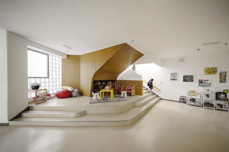 Gallery Of Vanke Experimental Kindergarten Atelier Liu