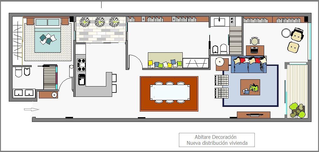 Planos de casas modernas proyectos que intentar for Planos de oficinas modernas