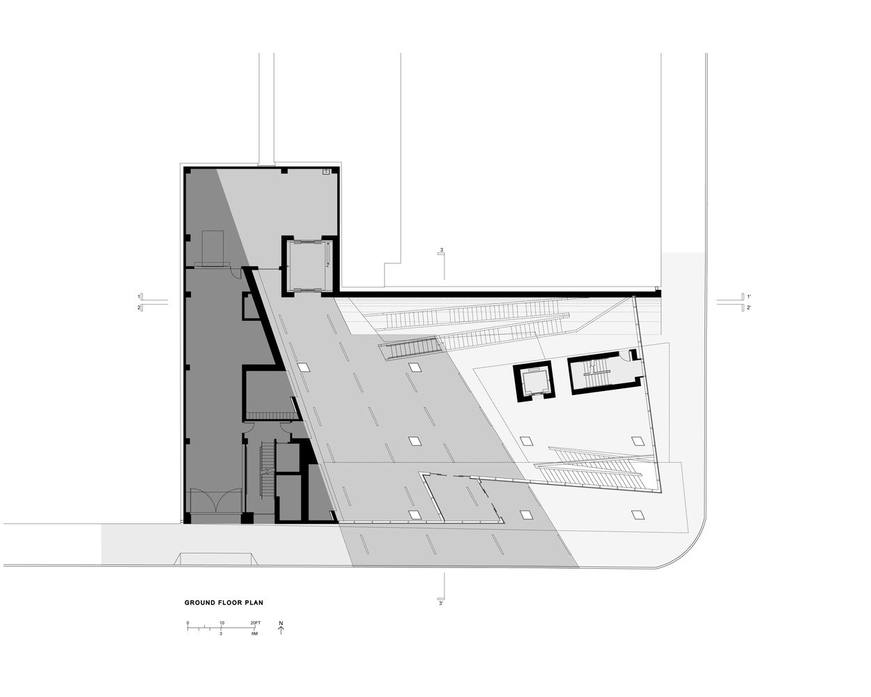 Gallery of AD Classics: Rosenthal Center for Contemporary Art / Zaha ...