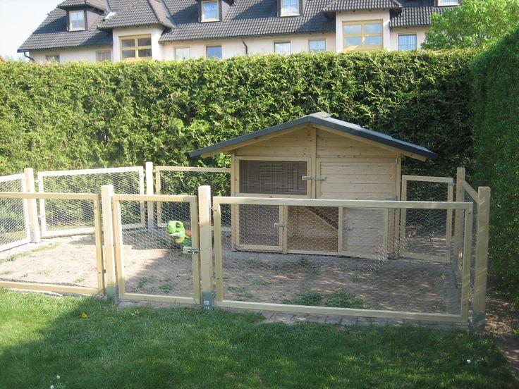 Kaninchenstall Selber Bauen Fur Draussen