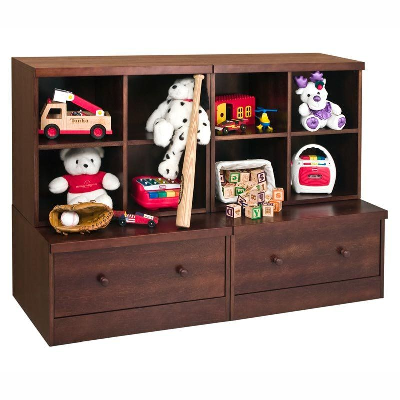 Babyletto Wall Storage System Iv Perfectly Sized For