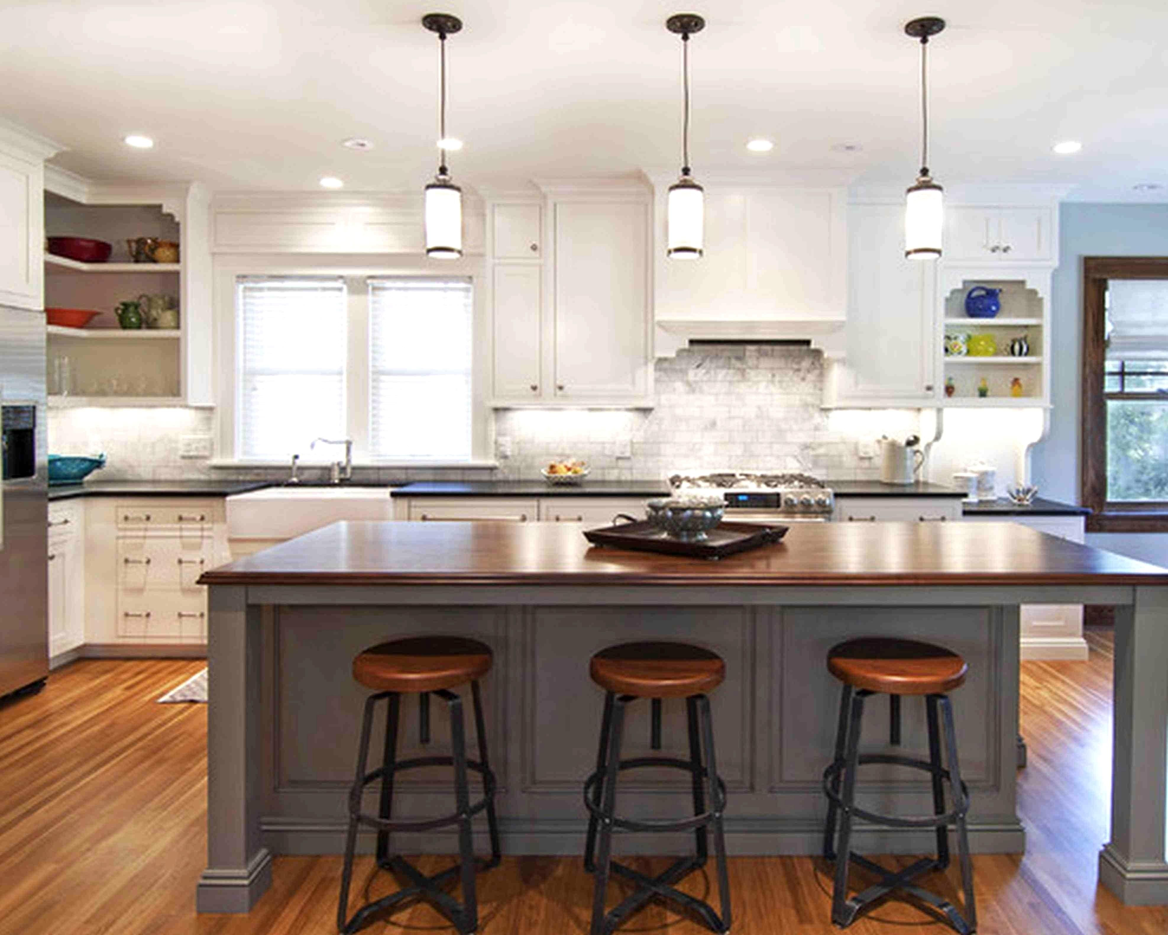 Single Pendant Lights For Kitchen Island Diy kitchen