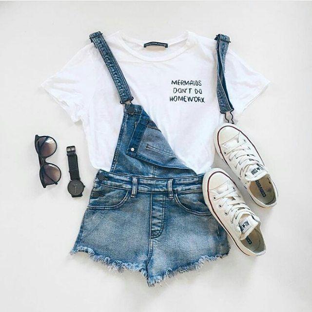 1462 Gostos 2 Comentu00e1rios - OOTD OUTFITS TUMBLR (@outfit.layout) no Instagram u0026quot;M E R M A I D ...