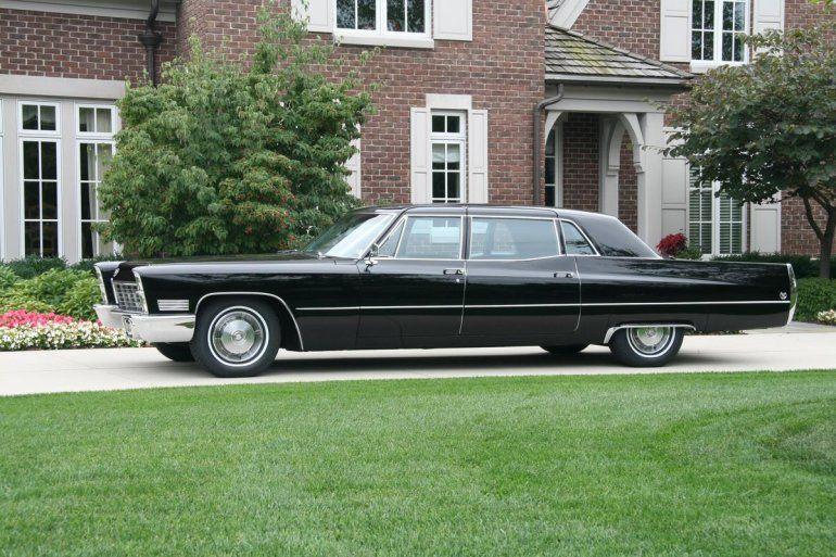 1967 Cadillac license plate tag 67 Caddy Eldorado Coupe DeVille Sedan Fleetwood