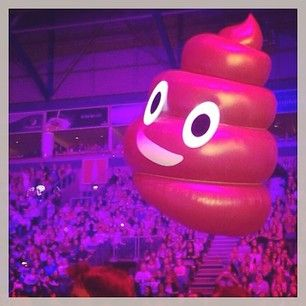 katyperry: TONIGHT'S GONNA BE THE  (yes, we have flying emojis on tour)  #BIRMINGHAM #theprismaticworldtour