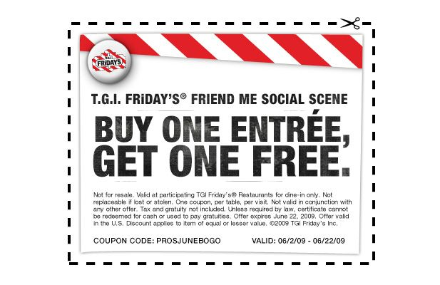 picture regarding Tgifridays Printable Coupons called upon-line discount codes can usefulness your self. / Free of charge