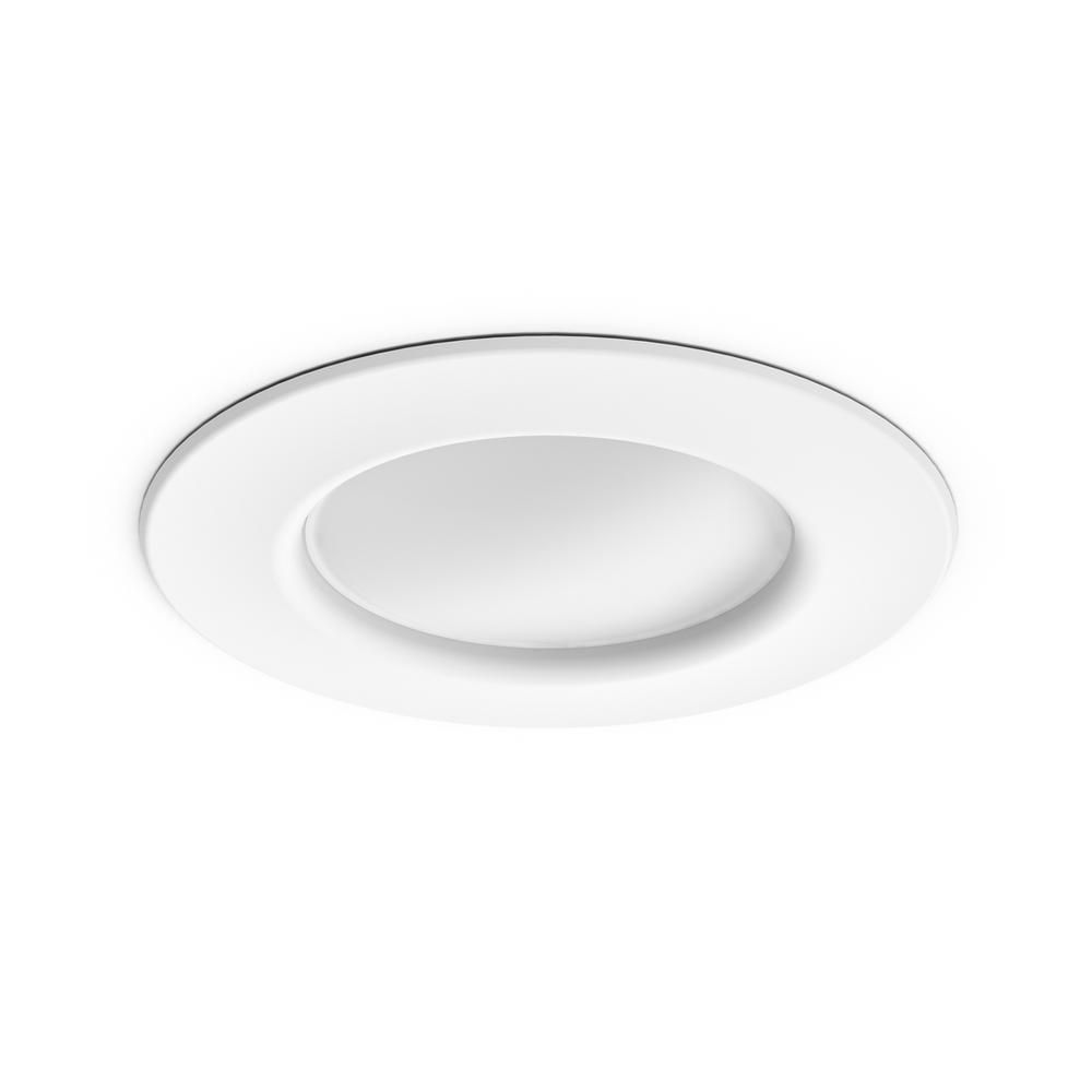 Philips Hue White Ambiance 5 6 Integrated Led Dimmable Smart Wireless Recessed Downlight Retrofit Kit 801506 Th Hue Philips Led Smart Bulb Smart Light Bulbs
