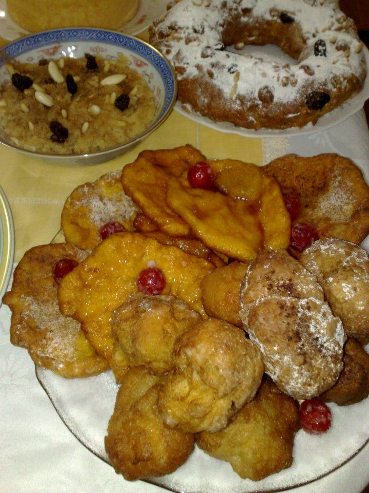 Portuguese sweet