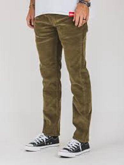 9fd549adbcf31f Levi's Mens 511 1763 Olive Slim Fit Rosin Rinsed Corduroy Pant Jeans 36 X  30 NEW #Levis #Corduroys