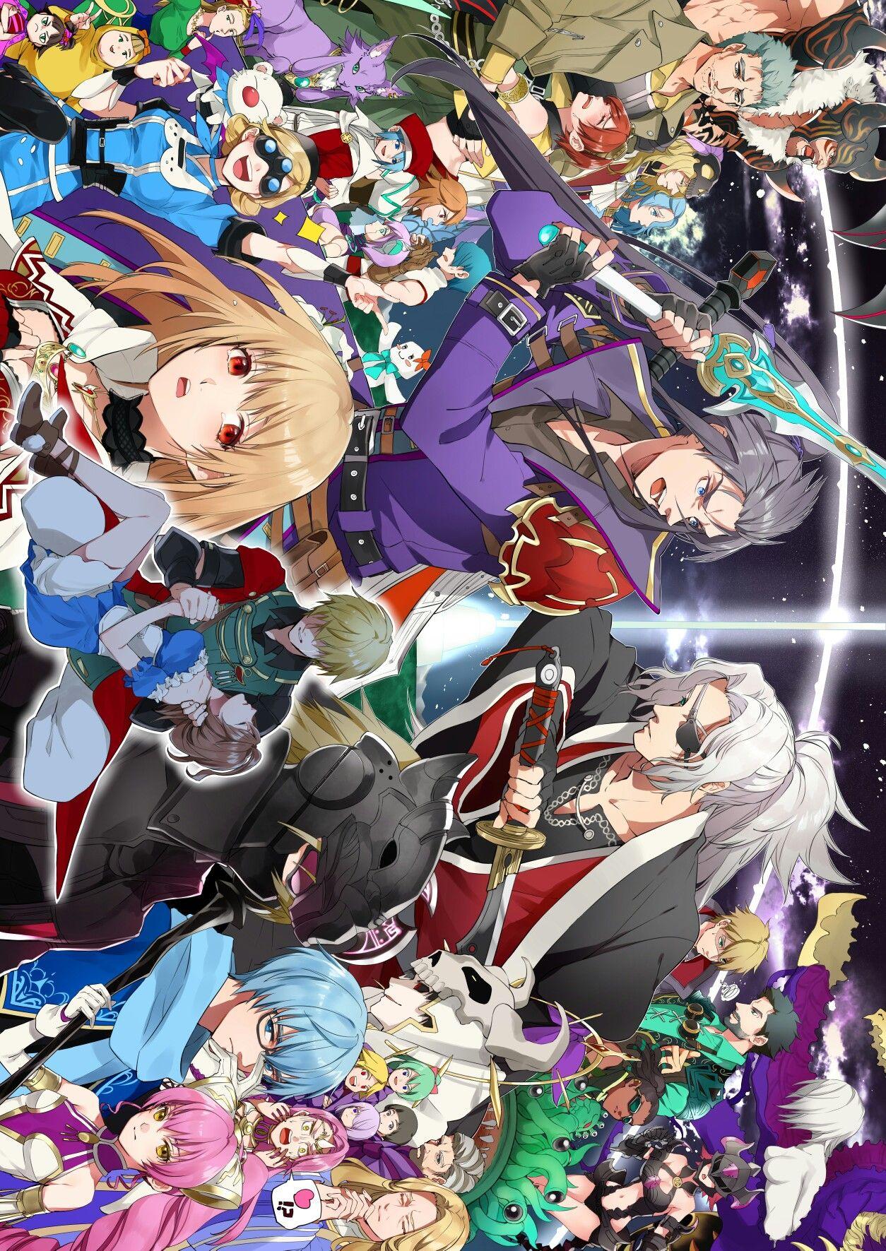 Final Fantasy Brave Exvius Ideas In Final Fantasy Fantasy Brave