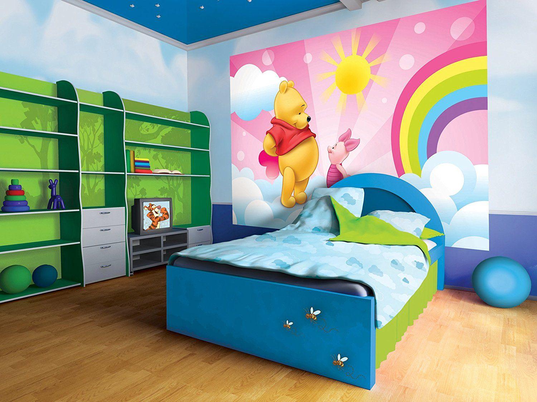 Fototapete Babyzimmer ~ Design fototapete disney winnie pooh kinderzimmer