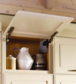 Epic Wall Top Hinge Cabinet
