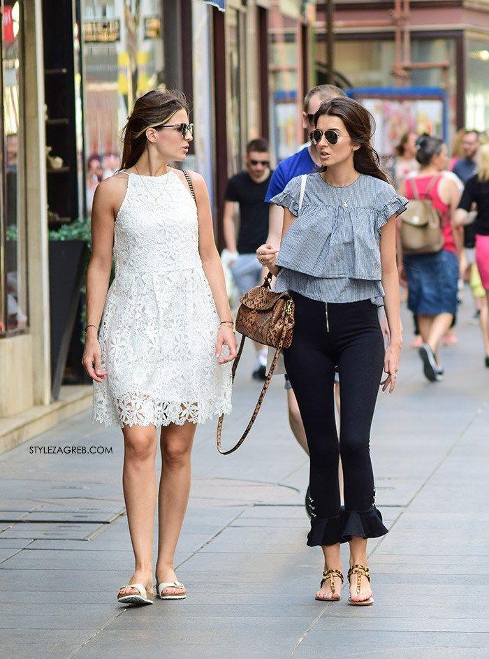 Summer Street Style Style Zagreb Street Style Women European Fashion Street Style