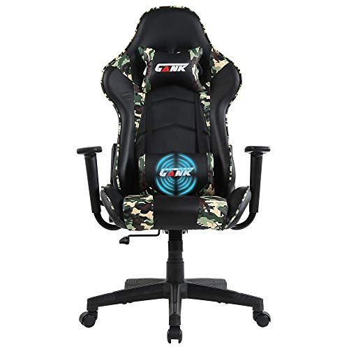 Cool Gank Gaming Chair Racing Office Computer Chair High Back Pu Caraccident5 Cool Chair Designs And Ideas Caraccident5Info