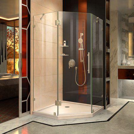 Home Improvement Neo Angle Shower Corner Shower Kits Frameless
