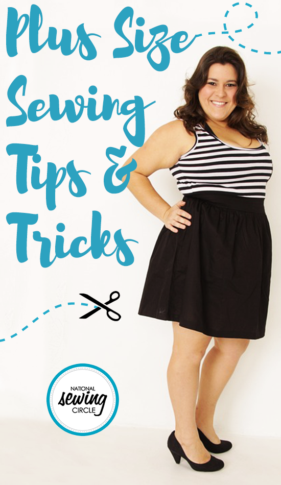 No matter what size you wear, sewing gives you the power to create ...