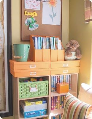 organizing for school