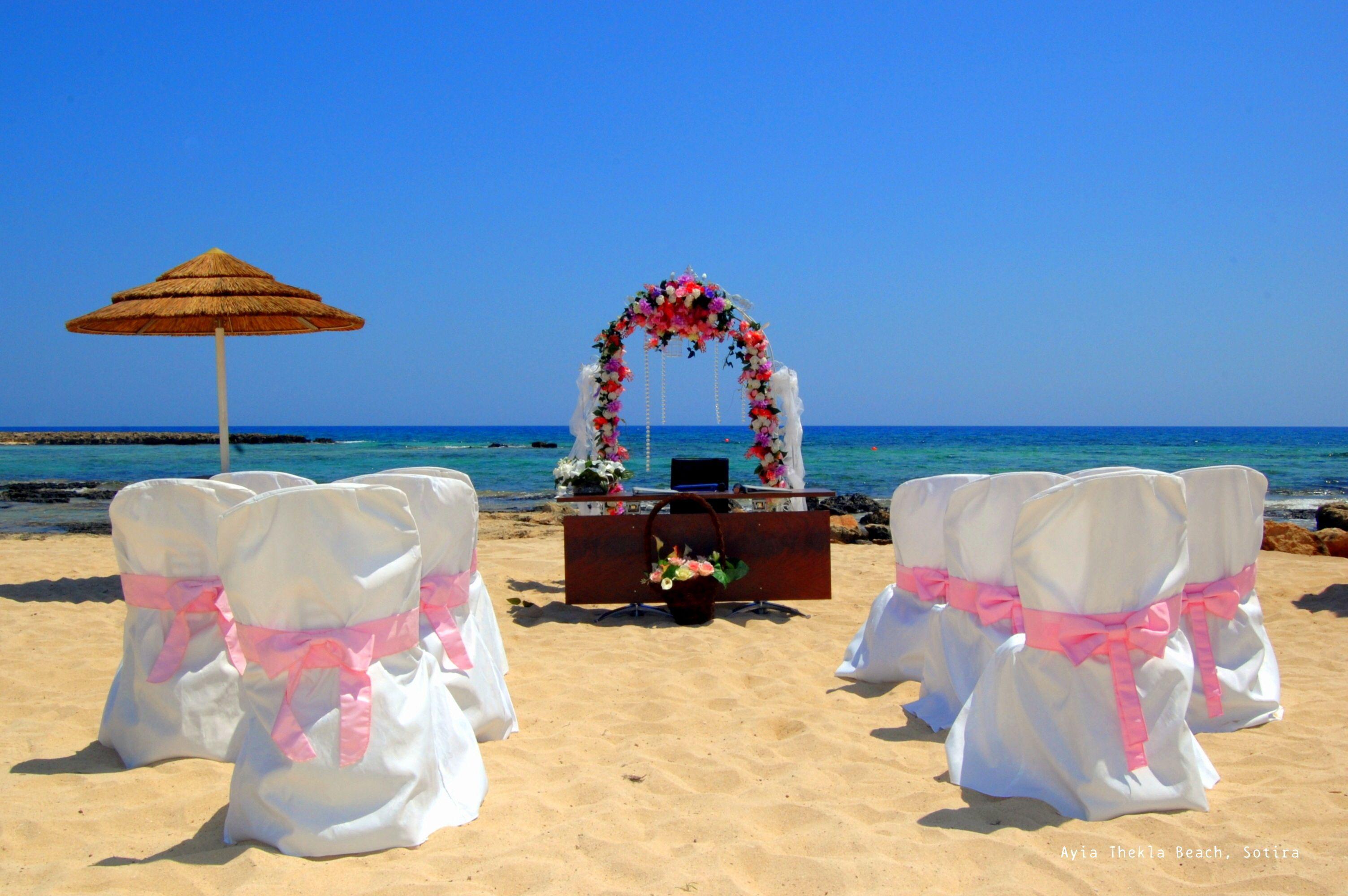Ayia Thekla Wedding Venue Munility Of Sotira Cyprus Perfect Weddings Abroad