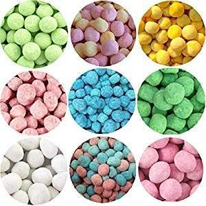 Bon Bon Selection - 9 Flavours 100g of Each Flavour - Bonbons - Retro Sweets - 900g Cupboard Pasta-Pulses Cupboard Spices-Seasonings Cupboard Minerals-Supplements Capsules Water Cupboard Supplies Mixes Flour-Mixes Supplies Tools Cloths-Wipes Cupboard
