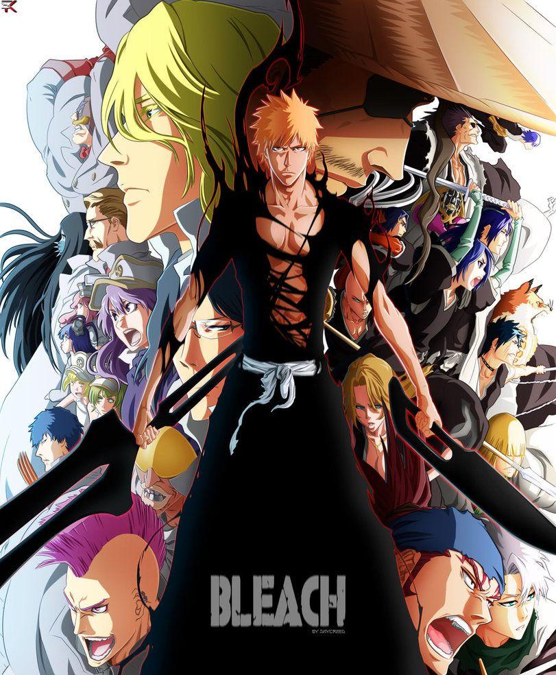 Resultado de imagem para bleach Anime bleach, Manga