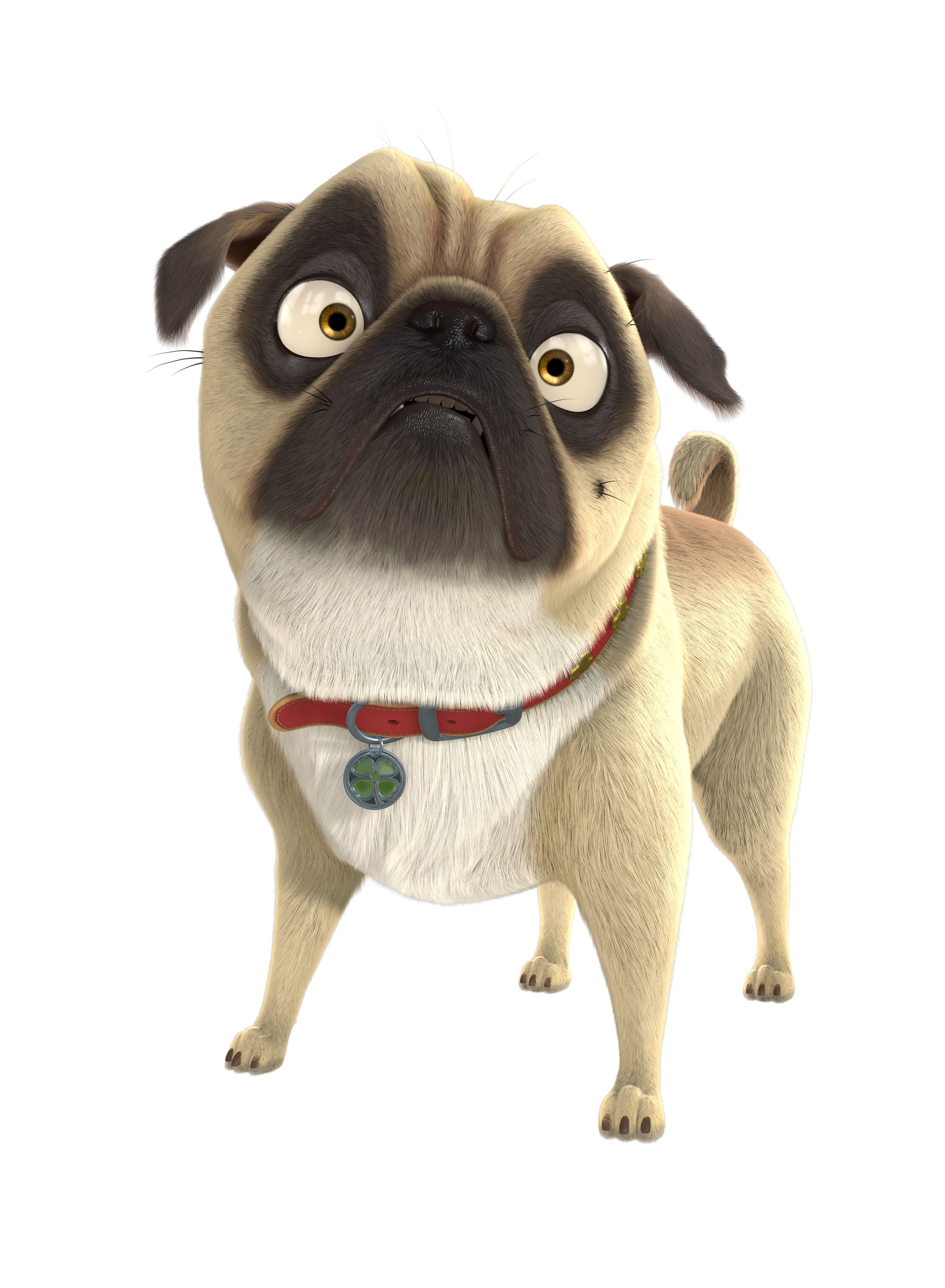 Precious The Pug The Nut Job Was Hilarious Only Because Of