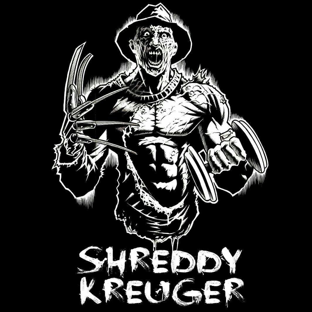 Shreddy Kruger Beastmode In 2019 Motorcycle Art Gym Logo