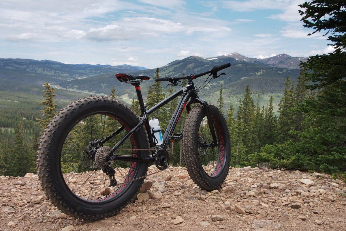 Just in specialized fatboy expert fat bike