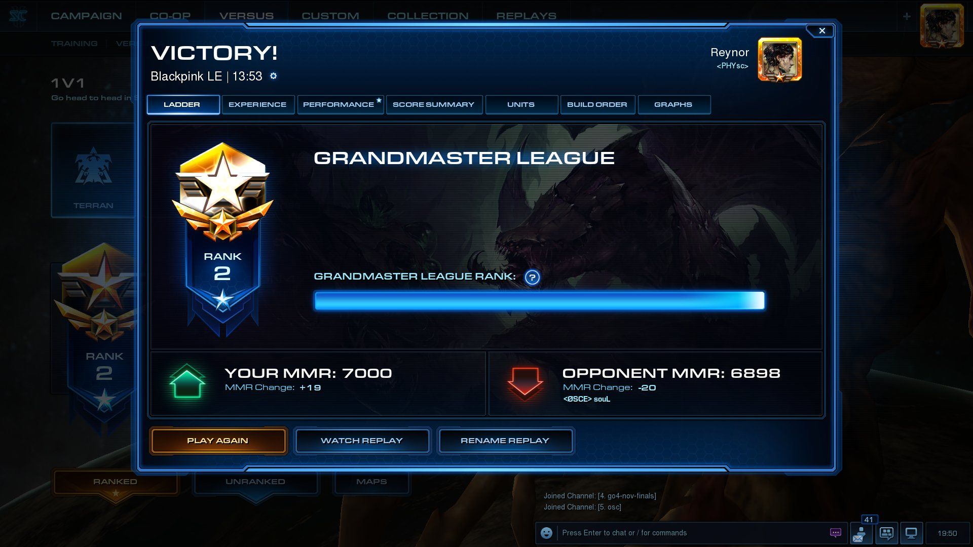 Reynor hits 7k MMR rank 2 in Europe and still can't play WCS this entire  year because of an incredibly moronic rule. #games #Starcraft #Starcraft2  #SC2 ...