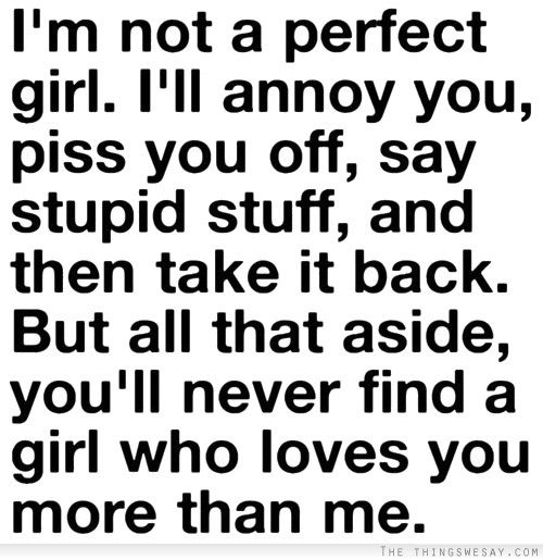 you? annoy Do girls stupid