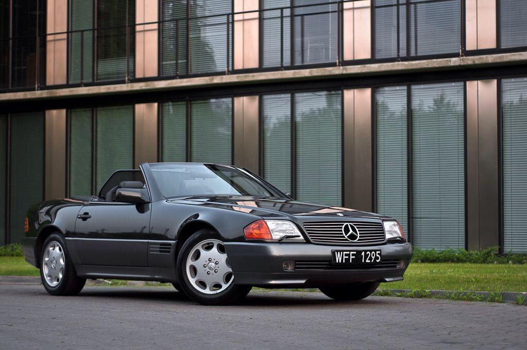 R129 500SL Mercedes Benz
