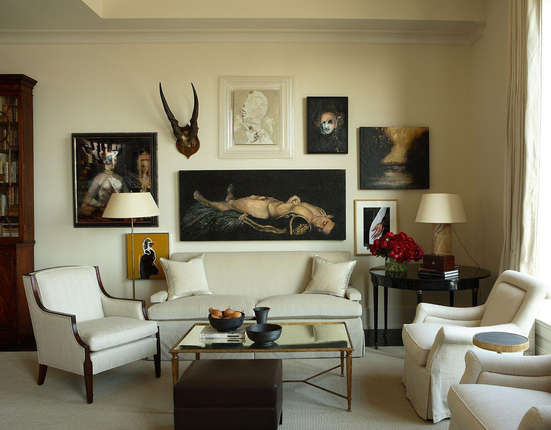 Wall Art Gallery Interior Styling Portfolio Robert Brown Design