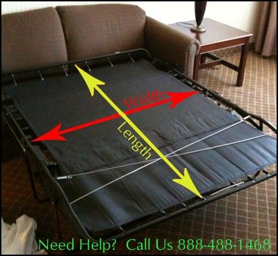 Sofa Bed Mattress Support