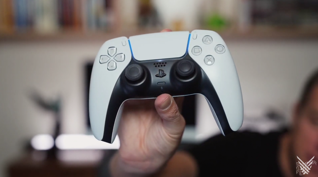 First DualSense controller handson reveals a builtin PS5