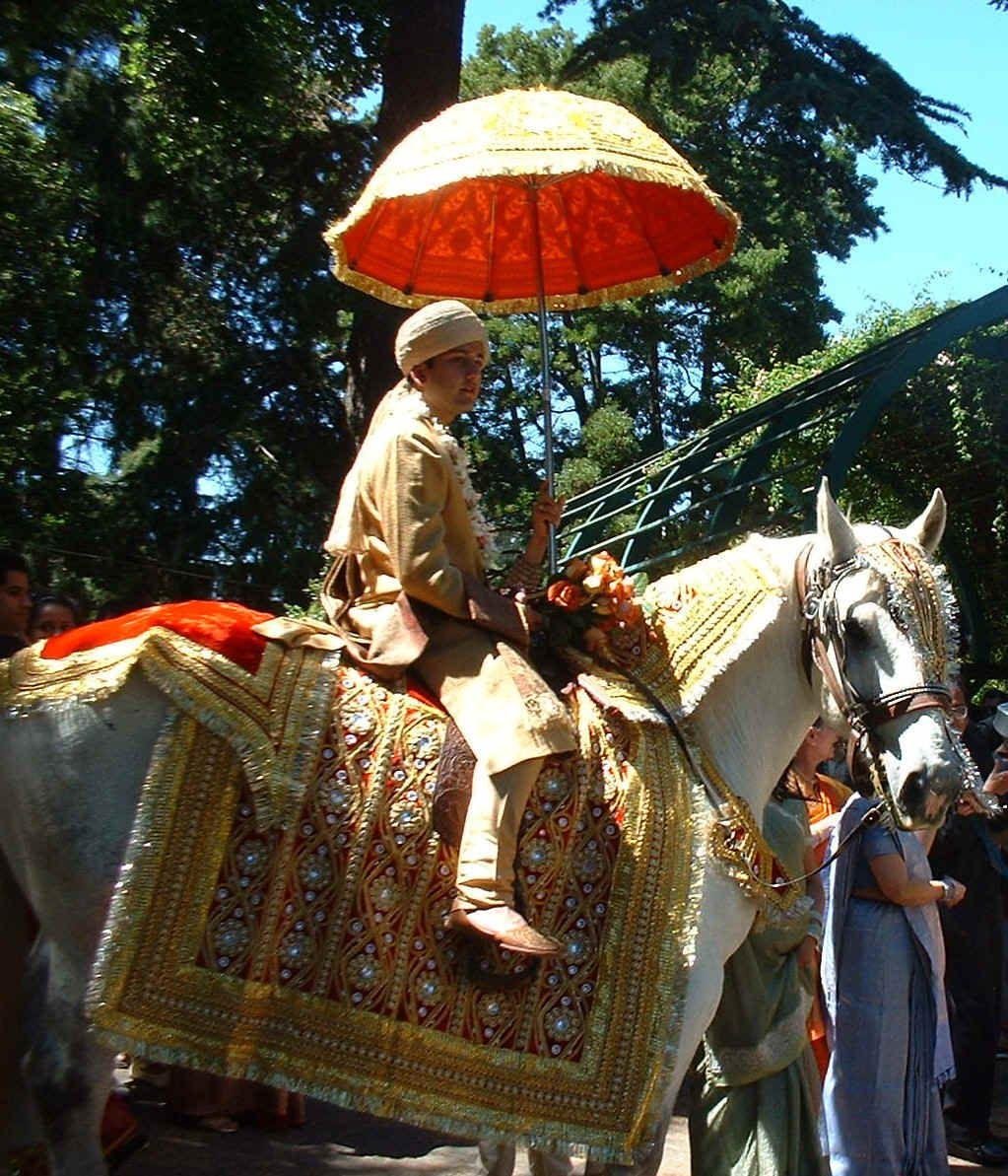 Indian Wedding Costume